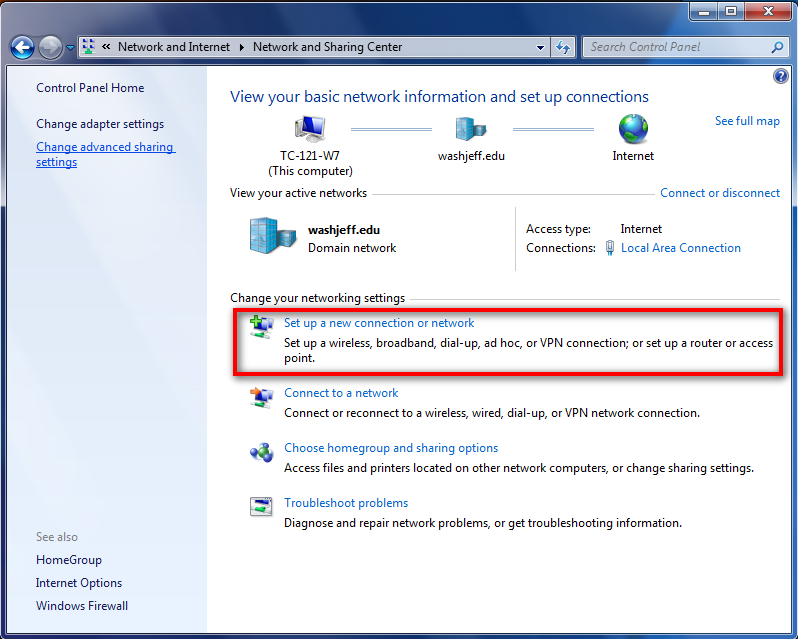 How To Setup VPN in Windows 7 - 4