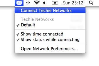 Setup VPN in Mac OS X - 12