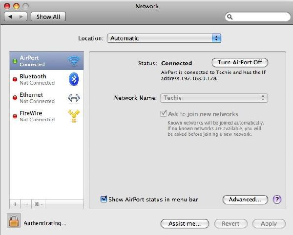 Setup VPN in Mac OS X - 3