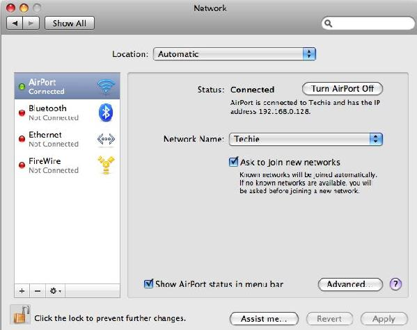 Setup VPN in Mac OS X - 5