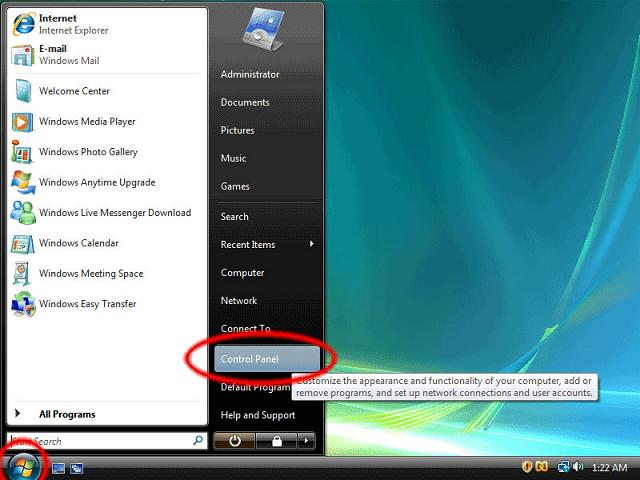 How to setup VPN in Windows Vista - 2
